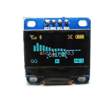 "OLED 0.96"" bicolor yellow-blue"